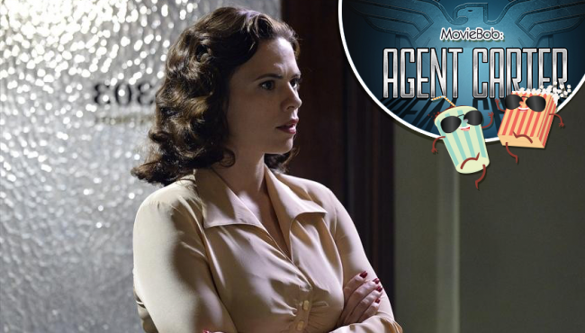 Agent Carter: Time and Tide: Social
