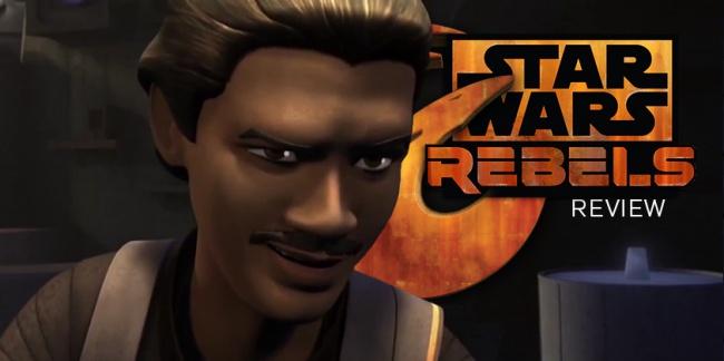 Star Wars Rebels: Idiots Array: social