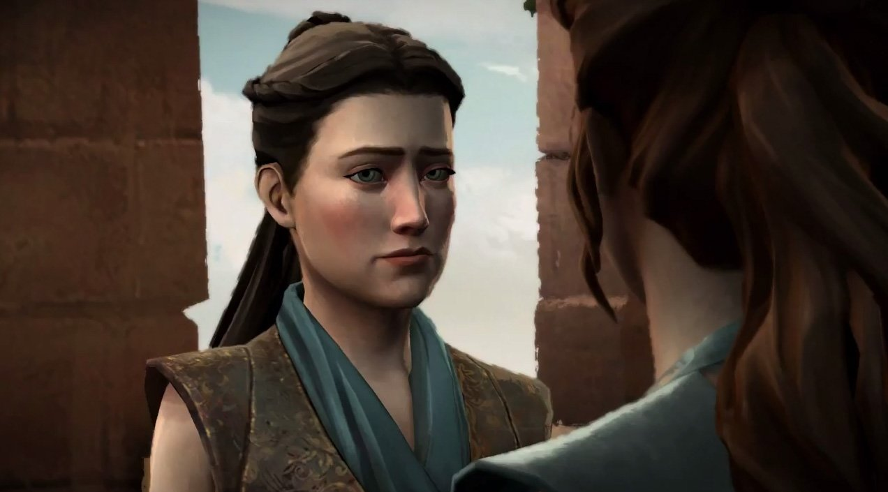 Mira Forrester Game of Thrones