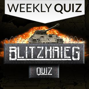 Tank Blitzkrieg Quiz - 3x3