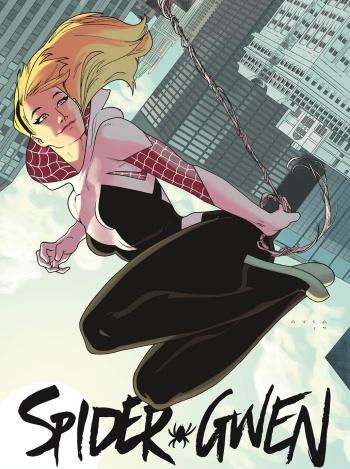 Spider-Gwen Resize
