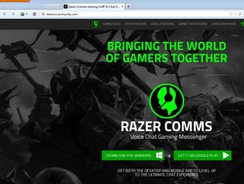 fake steam razer page