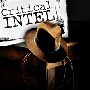 Critical Intel Indiana Jones