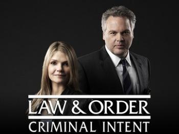 Law & Order Criminal Intent