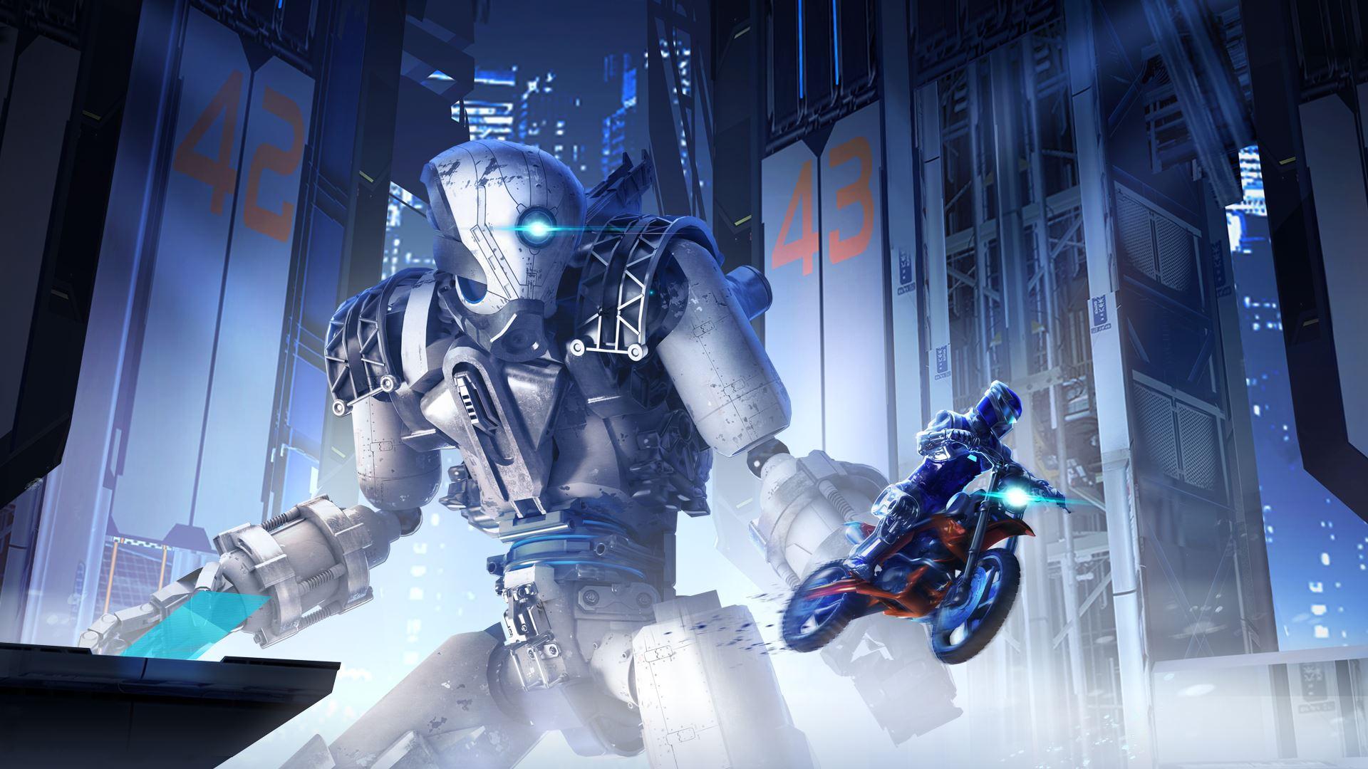 Trials Fusion Fault Zero One DLC Logo Large