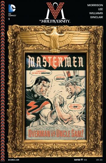 the multiversity mastermen