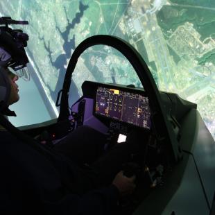 F35 simulator