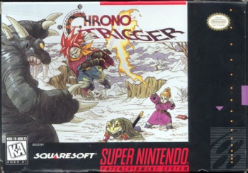Chrono Trigger Box