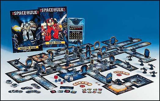 Space Hulk Board Game