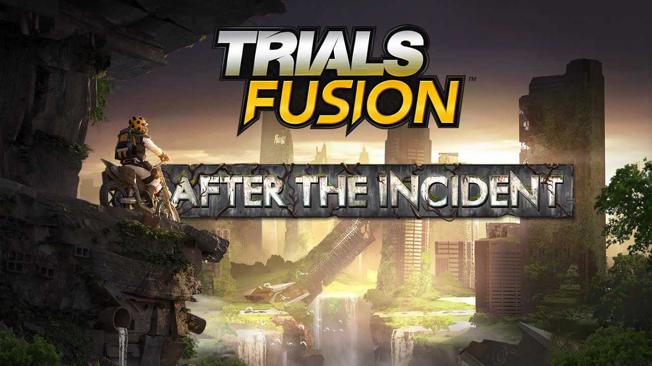 Trials Fusion After the Incident Logo Large