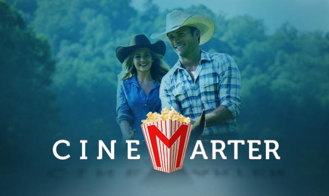 The Longest Ride CineMarter Banner