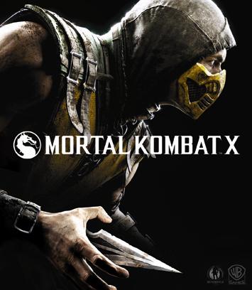 Mortal Kombat  Key Art