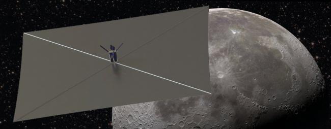 NASA Flashlight Solar Sail