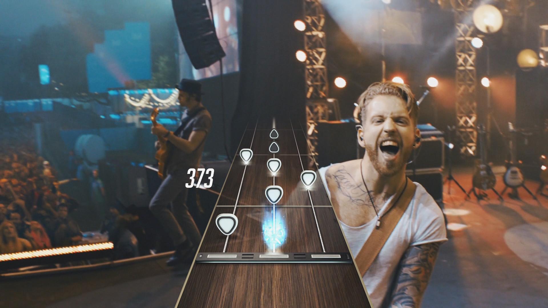 Guitar Hero Live Gameplay 3