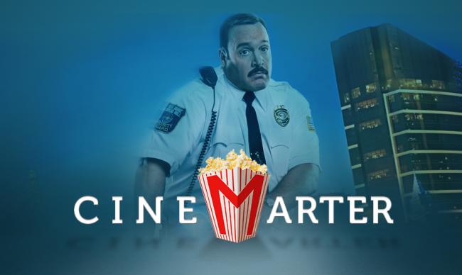 Paul Blart 2 CineMarter Banner