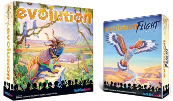 evolution with flight expansion
