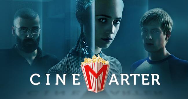Ex Machina CineMarter Banner