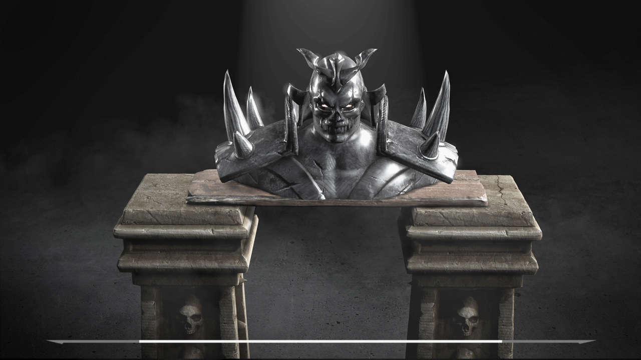 Mortal Kombat X Logo Large