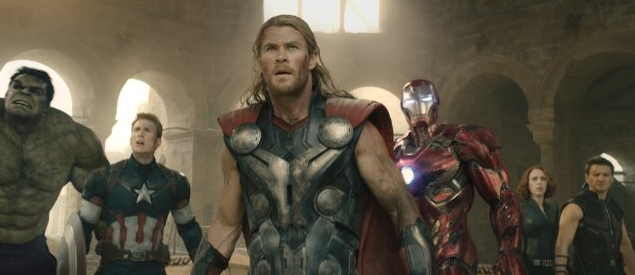 Marvel Cinematic Universe Avengers: Age of Ultron CineMarter 3