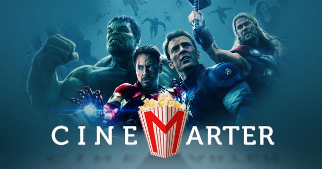 Avengers: Age of Ultron CineMarter Banner