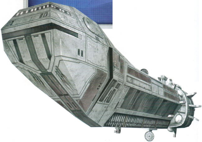 8 Gratuitously Awesome Star Wars Starships 2