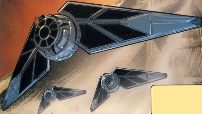 8 Gratuitously Awesome Star Wars Starships 3