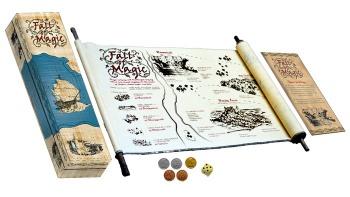 Fall of Magic Scroll