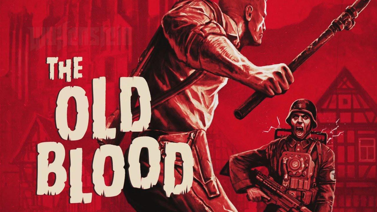 Wolfenstein: The Old Blood Logo Large