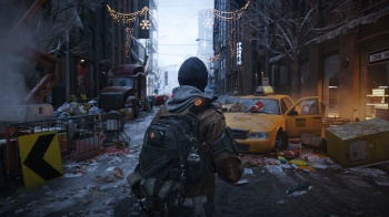 The Division Screencap