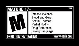 ESRB M Rating