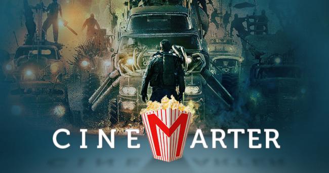 Mad Max: Fury Road CineMarter Banner