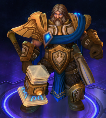 Uther Heroes of the Storm