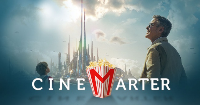Tomorrowland Social CineMarter