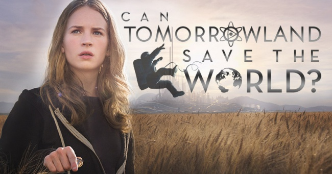 Can Tomorrowland Save the World social