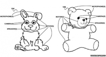 Google Teddy Bear Rabbit