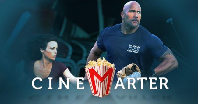 San Andreas CineMarter Banner