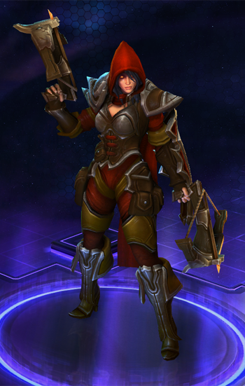 Valla Heroes of the Storm