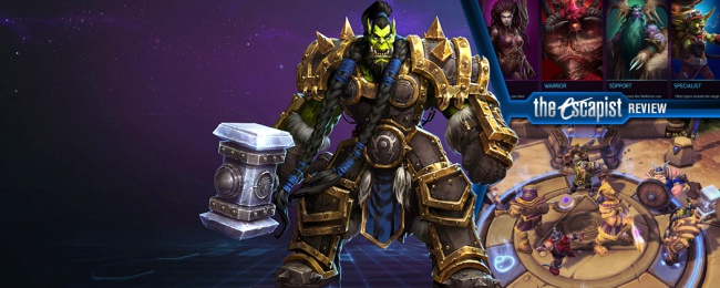 Heroes of the Storm review 9x4