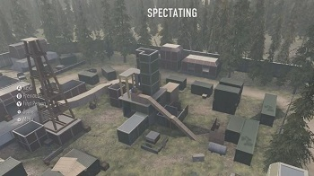 Advanced Warfare Easter Egg Rust Map on Compound
