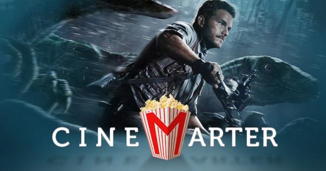 Jurassic World CineMarter Banner