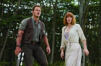 Jurassic World CineMarter #1