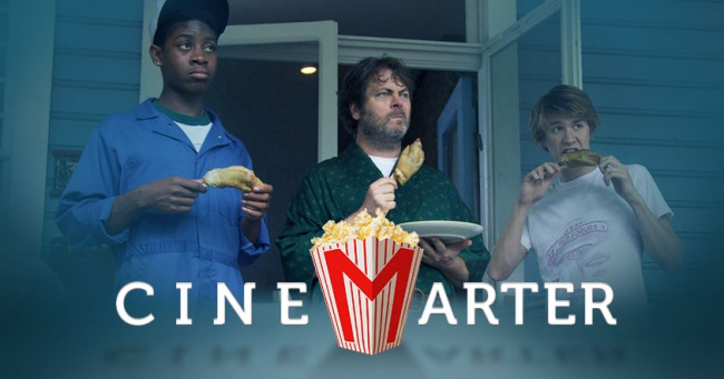 Me and Earl and the Dying Girl CineMarter Banner