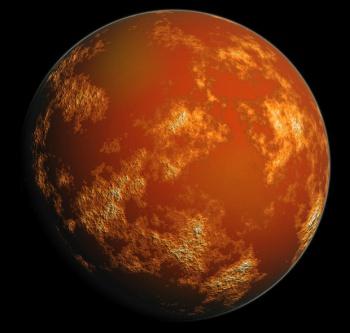 Mars The Guardian