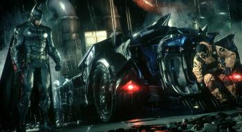 Batman Arkham Knight Social