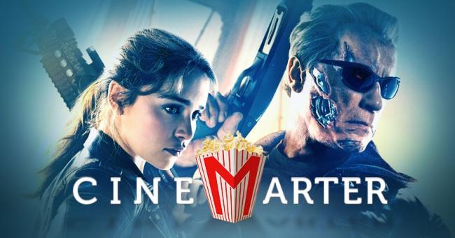 Terminator Genisys CineMarter Banner