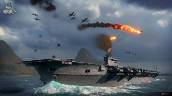 world of warships hakuryu