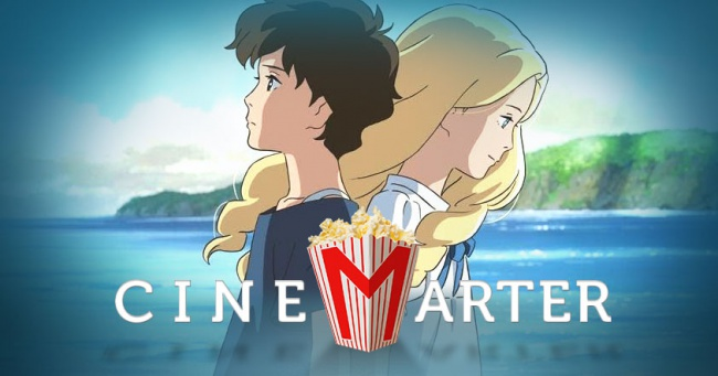 When Marnie Was There CineMarter Banner