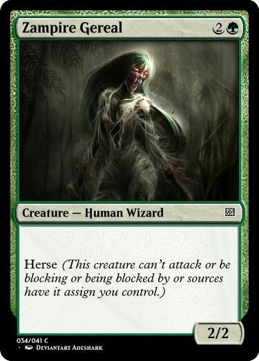 Machines Making Magic Cards 4