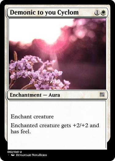 Machines Making Magic Cards 5