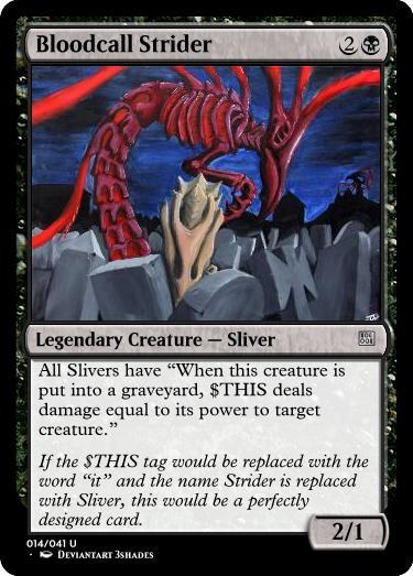 Bloodcall Strider